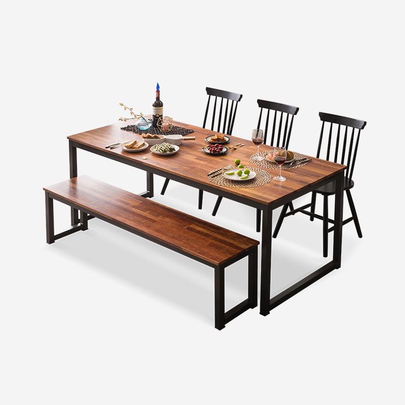 [기획특가] 멀바우 / 아카시아 1200~2000 선택형 식탁