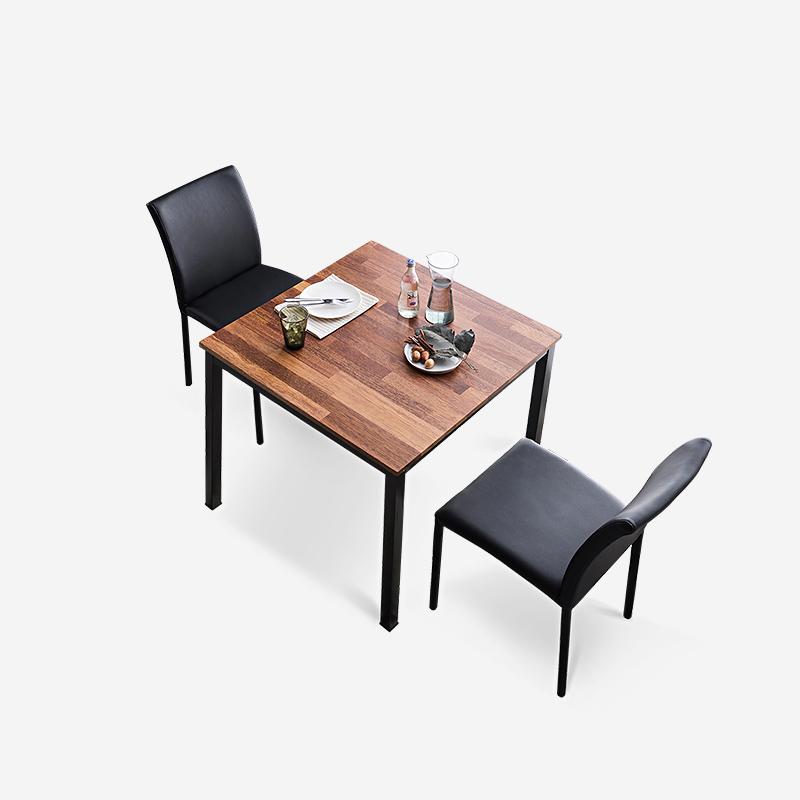 [기획특가] 멀바우 2인식탁 / 원목 2인식탁_ 600~800 선택형 식탁
